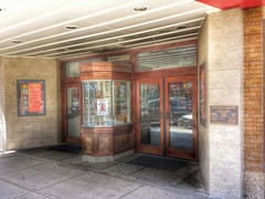 World Theatre- Kearney NE (3) (kevystew) Tags: nebraska theater theatre kearney movietheater us30 masonictemple lincolnhighway nationalregister buffalocounty nationalregisterofhistoricplaces worldtheatre