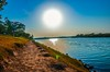 Satluj river Ropar (Rupnagar), Punjab (barjinder07@ymail.com) Tags: india river nikon tokina punjab 1116 rupnagar ropar tokina1116