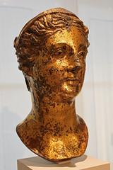 Head of a Goddess (f_snarfel) Tags: bronze minerva museumsinsel altesmuseumberlin headofagoddess antikensammlungberlin staatlichemuseenberlin köpfeinergöttin