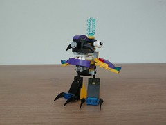 LEGO MIXELS WUZZO WIZWUZ MIX or MURP? Instructions Lego 41547 Lego 41526 (Totobricks) Tags: mix lego howto instructions build series3 murp series6 mixels legomixels wizwuz wiztastics lego41526 totobricks weldos wuzzo lego41547