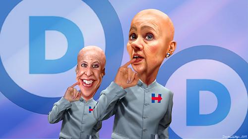 Debbie Wasserman Schultz - Hillary's Mini Me