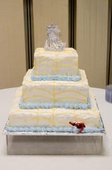 Amanda & Patrick Ray Wedding (gavingainey) Tags: wedding man cake spider spiderman super hero marvel