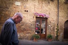 sunrise? (fsecchia) Tags: toscana luoghi unposed tuscany elder eldery people visualstory urban streetphotography human