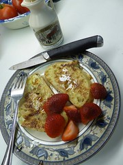French Toast (Philosopher Queen) Tags: frenchtoast breakfast food maplesyrup michigan yummy