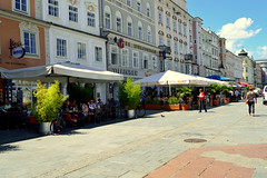 Linz (Austria) (jens_helmecke) Tags: linz stadt city donau gebude architektur sterreich austria nikon jens helmecke
