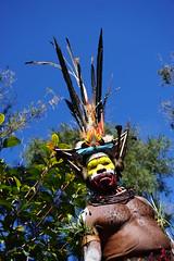 Another Huli, Tari, Papua New Guinea (Michél Pretzsch) Tags: papua new guinea neuguinea asia melanesia pacific huli sing tari png michel michél pretzsch people clan life travel adventure diamir erlebnisreisen dresden