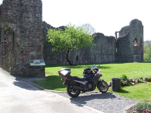 2016 # 81,Abergavenny Castle, Abergavenny, Mommouthshire.
