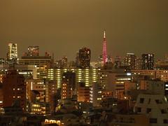 Tokyo nightscape (Kito K (fxkito2)) Tags: instagram japan tokyo tokyotower cityscape