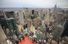 (Alberto Quiones) Tags: rockefellercenter manhattan nyc newyorkcity usa unitedstatesofamerica topoftherock unitedstates