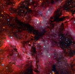 Carina Nebula (Roberto Colombari) Tags: deepsky astronomy astrophotography astrofotografia etacarinae nebula omegacam eso inaf stars sky astrometrydotnet:id=nova1784991 astrometrydotnet:status=solved