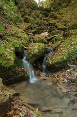 P1150123 (TallGrass-IA) Tags: edgewood iowa unitedstates us panasonic g6 1235 lumix micro43 microfourthirds waterfalls longexposure hiking outdoor nature moss