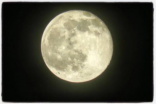 今晚月光🌝好👻圓! #月 #月球 #月亮 #月光 #月圓 #moon #moonlight #canong3x #ムーン