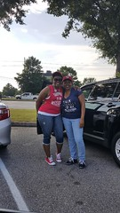 TFE attends the Washington Nationals Home Game