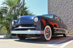 So-Cal Speed Shop Open House 2016 (USautos98) Tags: 1951 ford shoebox leadsled hotrod streetrod kustom