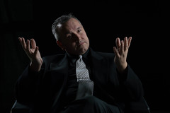 The Godfather Shoot I (svince02) Tags: godfather lighting low key don