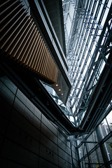 Structure (H.H. Mahal Alysheba) Tags: building architecture wide tokyo snapshot yurakucho japan lumix gx7 lumixg 1260mmf3556