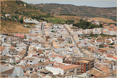 A Antequera, Andalucia, Espana (claude lina) Tags: claudelina espana spain espagne andalucia andalousie city town ville architecture antequera landscape rues streets maisons houses