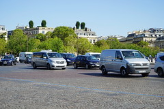 Paris Arc de Triomphe 12.9.2016 3786 (orangevolvobusdriver4u) Tags: verkehr trafic traffic road strasse arc triumpfbogen de triomphe arcdetriomphe 2016 archiv2016 france frankreich paris