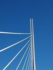 Millau (cestjusteuneimage) Tags: ciel bleu millau sky blue nocloud france europe travel sud roadtrip