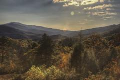 Pine Mountain State Resort Park (Klaus Ficker thanks for + 2.000.000 views.) Tags: pinemountainstateresortpark pinemountain usa kentucky pineville autumn afternoon clouds mountain kentuckyphotography klausficker canon eos5dmarkiv