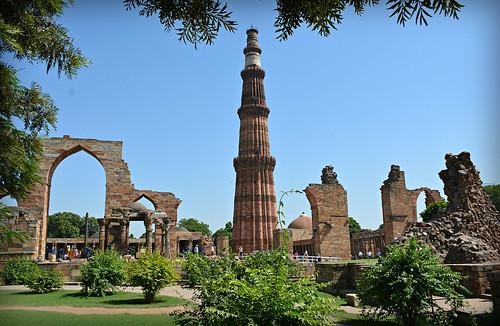 Thumbnail from Qutub Minar