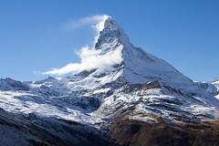 IMG_1389 (MarcelloRI) Tags: zermatt gornergrat wallis berge landschaft matterhorn