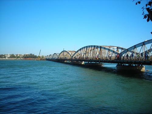 Saint Louis - Faidherbe bridge