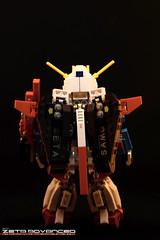 Z MS Rear (Sam.C (S2 Toys Studios)) Tags: zetagundam gundam mobilesuit lego moc s2 80s scifi mecha anime japan spacecraft