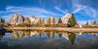 Dolomite Panorama