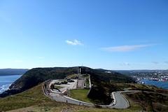 Newfoundland (SpecialK08) Tags: newfoundland canada signalhill stjohns cabottower