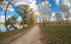 lake Zajarki (78) (Vlado Fereni) Tags: lakezajarki lakes zaprei autumn autumncolours croatia hrvatska nikond600 sigma1528fisheye cloudy clouds
