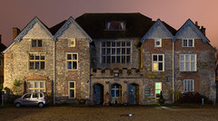 The Rifles Berkshire and Wiltshire Museum at night (Ian Redding) Tags: berkshireandwiltshiremuseum cathedralclose salisbury therifles thewardrobe army building collection history military militia museum night outside