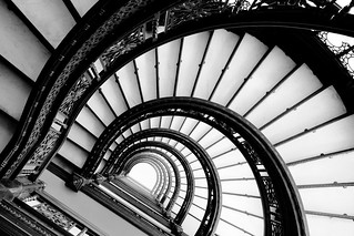 The Rookery's Oriel staircase: part 2