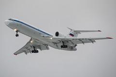 RA-85084 Russian Federation Air Force Tupolev Tu-154M (natan_ivanov83) Tags: tupolev tu154 vko vnukovo uuww spotting