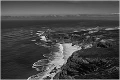 "Cape of ""Good Hope"", South Africa (Thunderbird61) Tags: capeofgoodhope southafrica africa landscape seascape coast ocean atlantic indiaocean monochrome bw sw nb zw zwartwit blancoynegro schwarzweiss blackandwhite seaside"