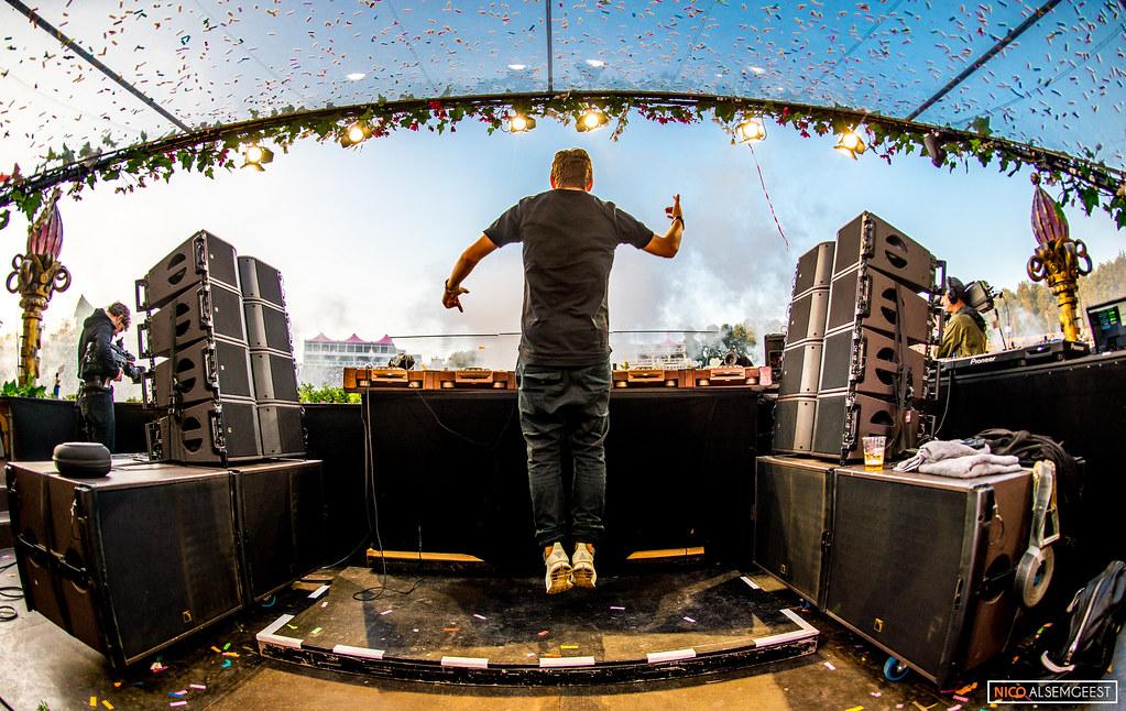 Martin Garrix @ Tomorrowland 2015