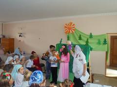 9. Children's morning performance dedicated to the Dormition of the Theotokos / Детский утренник, посвящённый празднику Успения Пресвятой Богородицы