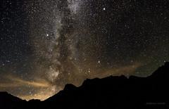 Ciel d'Embarrat (EXPLORE) (stephanegachet) Tags: france night way star nightscape milky nuit etoile voie pyrénées gachet cauterets lactee embarrat stephanegachet