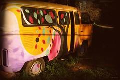(espacios colectivos) (Felipe Smides) Tags: graffiti mural biblioteca combi pintura valdivia muralismo smides felipesmides espaciocolectivo
