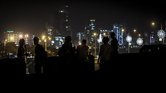 Noche en Cartagena (Mauricio Barretto) Tags: city night canon contraluz lights noche colombia nightlights ciudad citylights silueta dslr canondslr cartagena