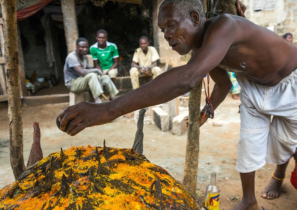The World's Best Photos of benin and rituals - Flickr Hive Mind