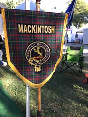 Clan Mackintosh USA banner