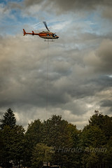 Working Helicopter (ausmc_1) Tags: canada britishcolumbia september vancouverisland helicopter worker portalberni cpl d800 2015 tamron247f28