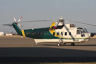 Sikorsky S-61N MkII N263F MCC 2010