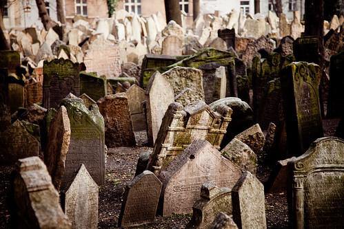 Jewish Cemetery Prague