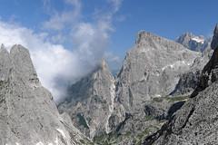 Z prawej szczyt Rosetta