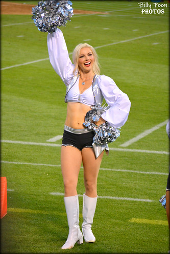 2015 Oakland Raiderette Summer