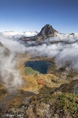 Pic du Midi d'Ossau (Philippe Basset) Tags: mountain montagne trail pyrenees pyrnes randonne laruns ossau picdumidi ayous lacsdayous