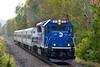 Ten Mile River (grumpyff) Tags: railroad travel ny newyork track railway trains transportation commuter 111 metronorth dutchesscounty brookville tenmileriver bl20gh