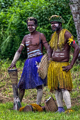 Dancers, Garove Island, Papua New Guinea (bfryxell) Tags: dancers papuanewguinea singsing oceania melanesia garoveisland